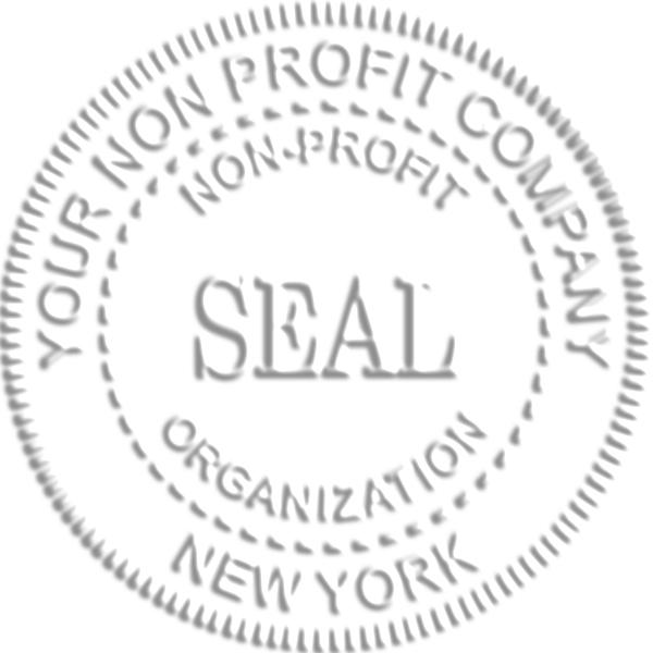 Non-Profit Organization Seal Embosser
