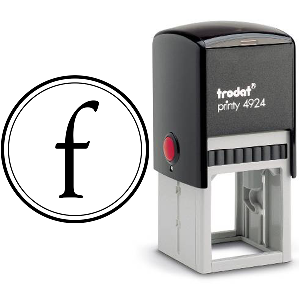 Francesca Prep Monogram Stamp Body and Design