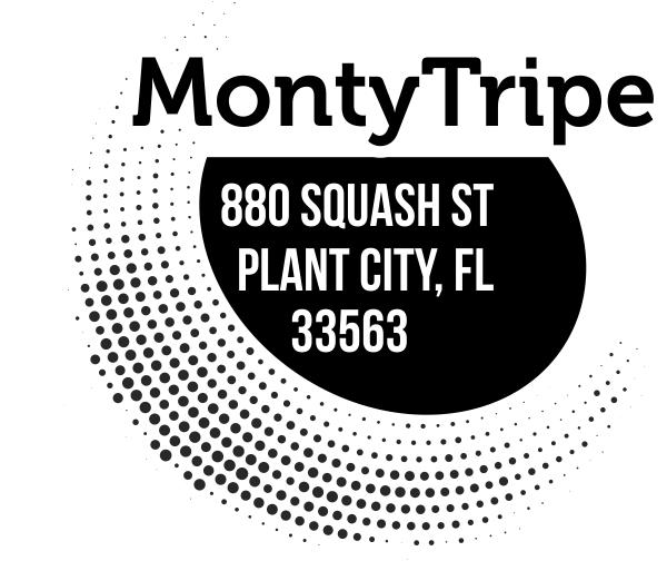 Tripe Address Stamp