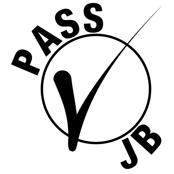 Pass Check Initial Inspection Stamp