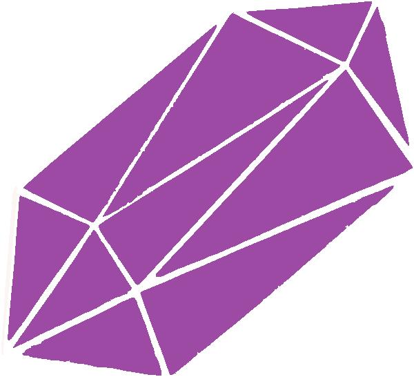 Amethyst Jewel Stamp
