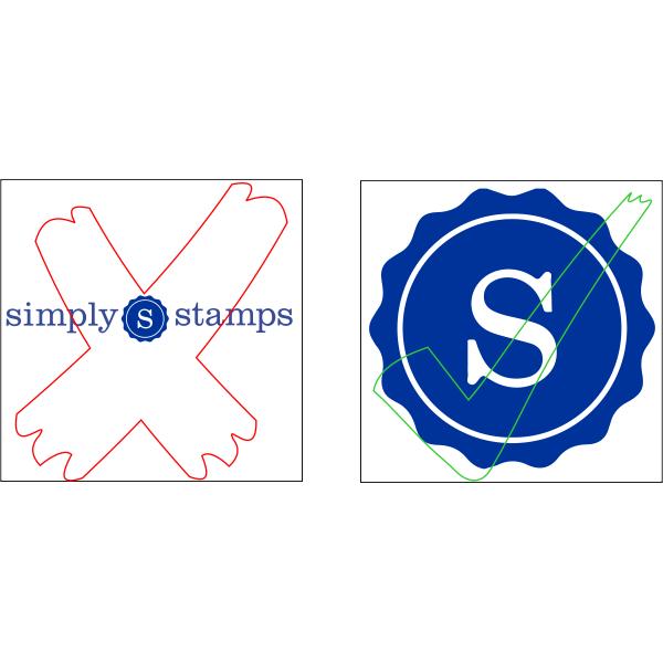 Logo upload example instructions