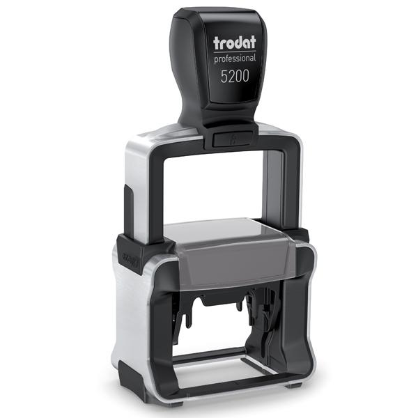 Trodat Professional 5200 | Ideal 6400 Self-Inking Stamp Model