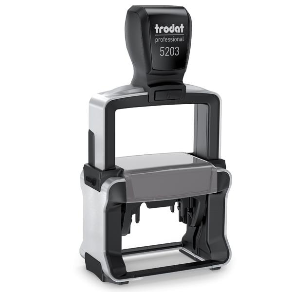 Customizable Silver Trodat Professional 5203