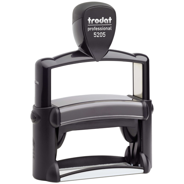 Trodat Professional 5205 Self Inking Text Stamp Model Body