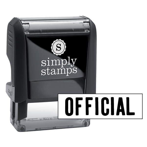 Official Stock Stamp