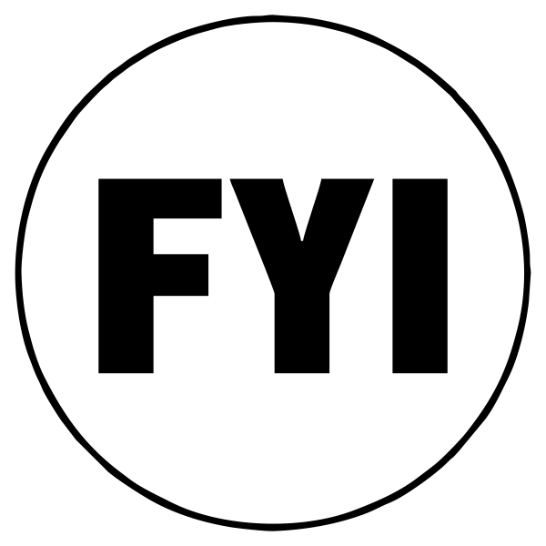 Fyi Stock Stamp