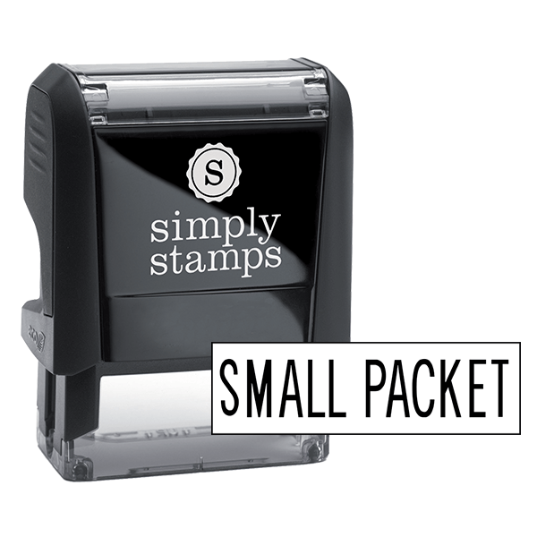 Small Packet Stock Stamp