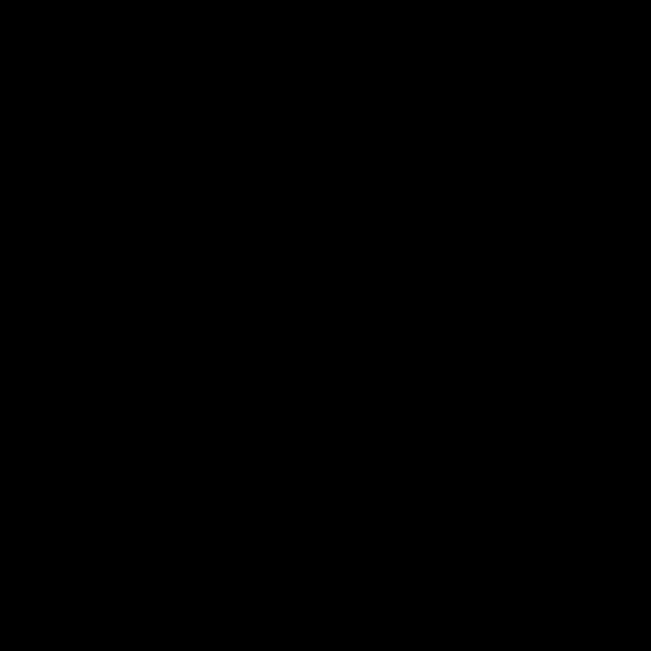 Virginia Notary Pink - Round Design Imprint Example