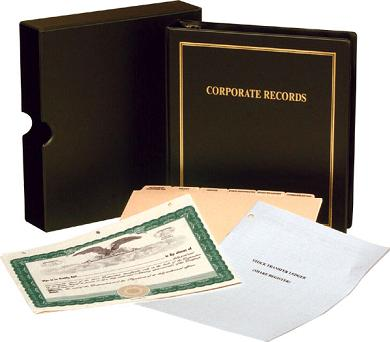 Corporate Kit for Limited Liability Companies (Corp and Legal)