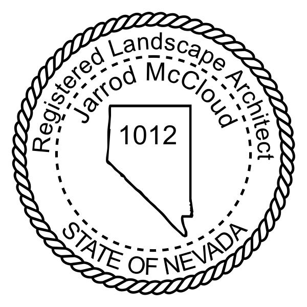 State of Nevada Landscape Architect