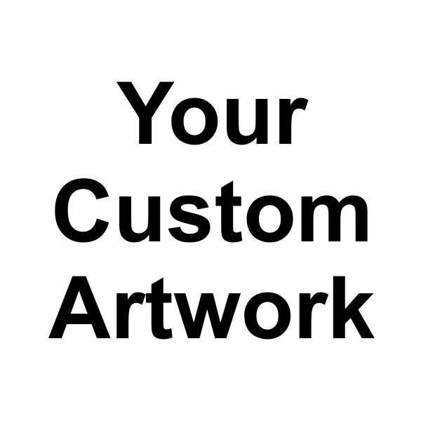 Custom Artwork Pink Embosser Impression
