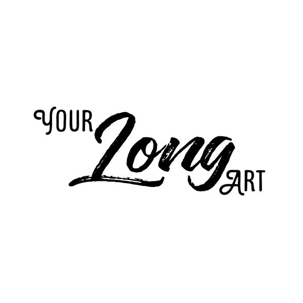 Long Rectangle Loyalty Stamp Imprint