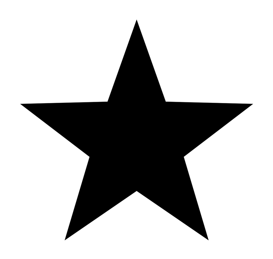 Star Loyalty Stamp Imprint