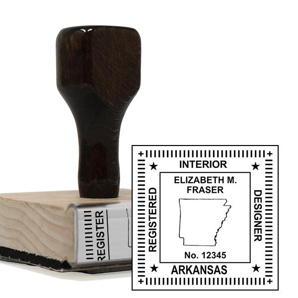 State of Arkansas Interior Designer