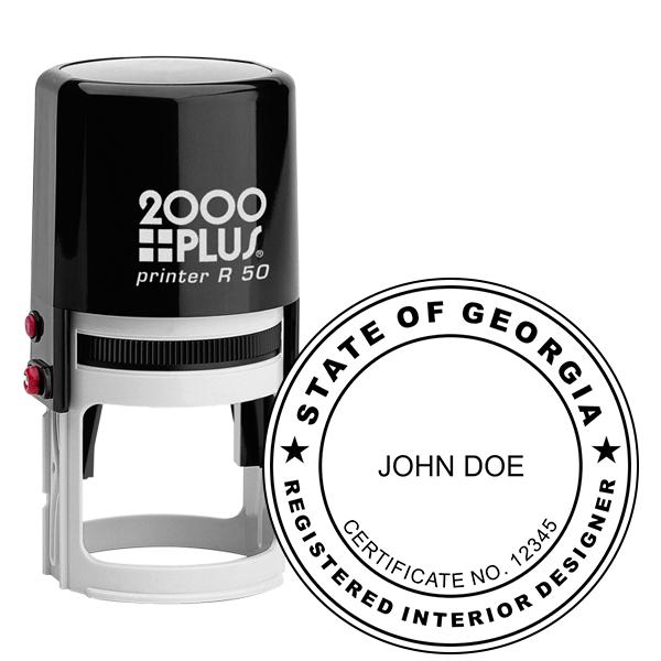 State of Georgia Interior Designer