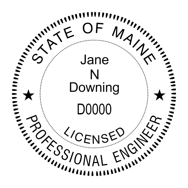State of Maine Engineer