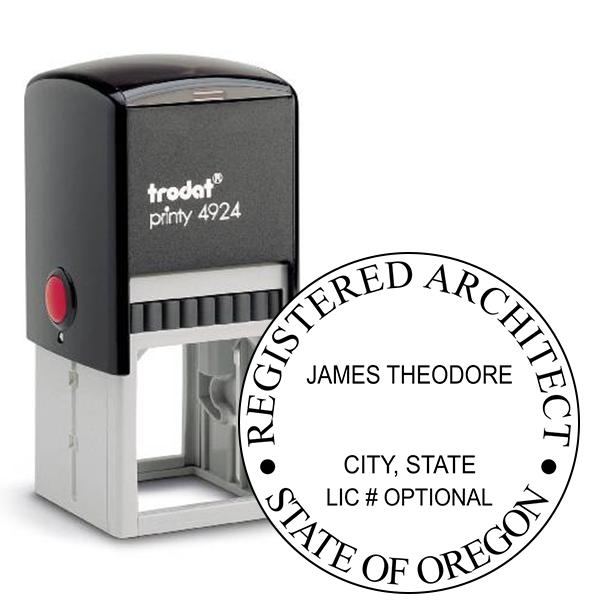 State of Oregon Architect