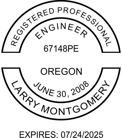 Oregon Engineer Stamp