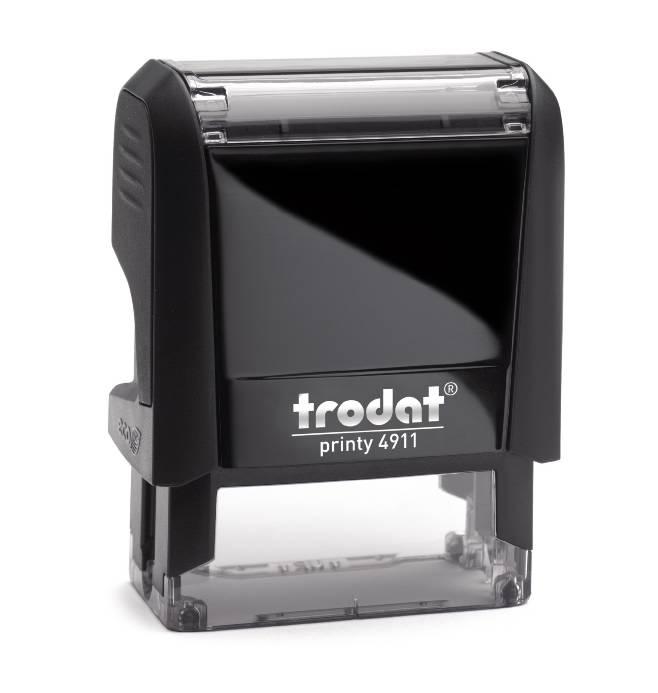 Trodat Self Inking 4911 - Black Ink