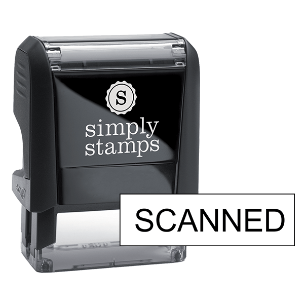 Scanned Stamp