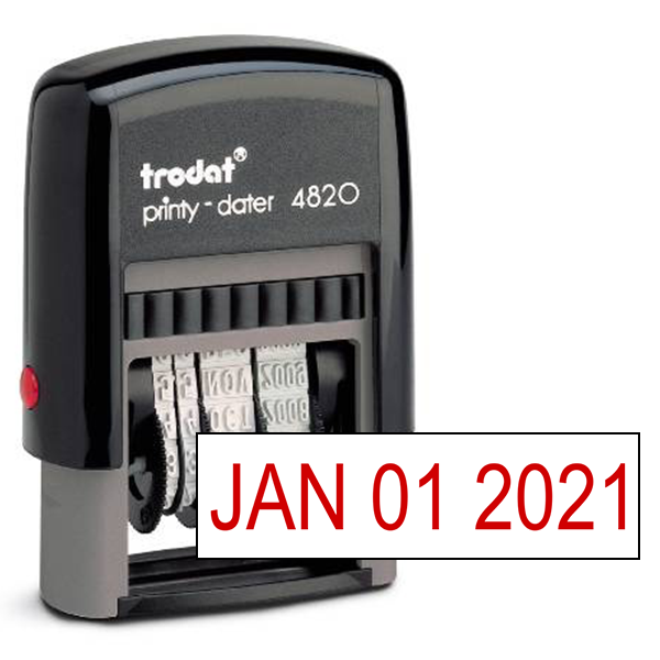 Dater Only Official Date Stamp