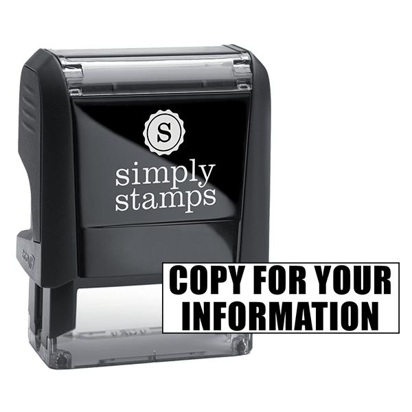 COPY FYI Stock Stamp