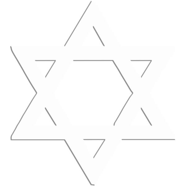 Star Of David Embosser