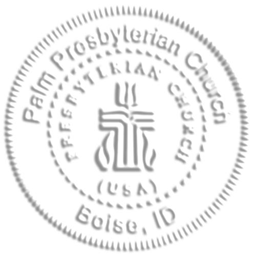Presbyterian Church Embosser