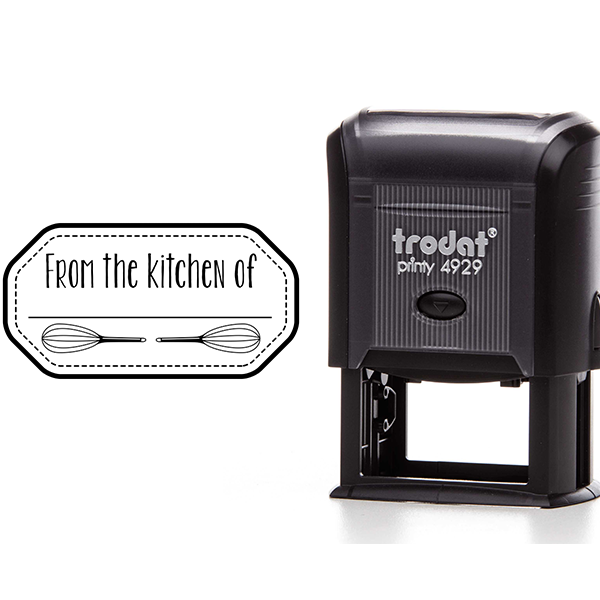 From the Kitchen Whisks Stamp Body and Design