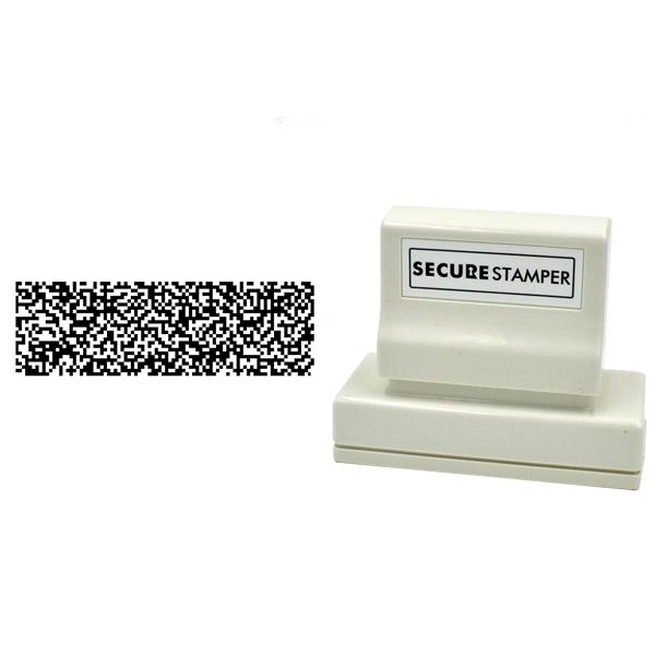 Xstamper Secure Stamper Large Body and Design