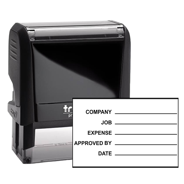GL Job Exp Approved Stamp