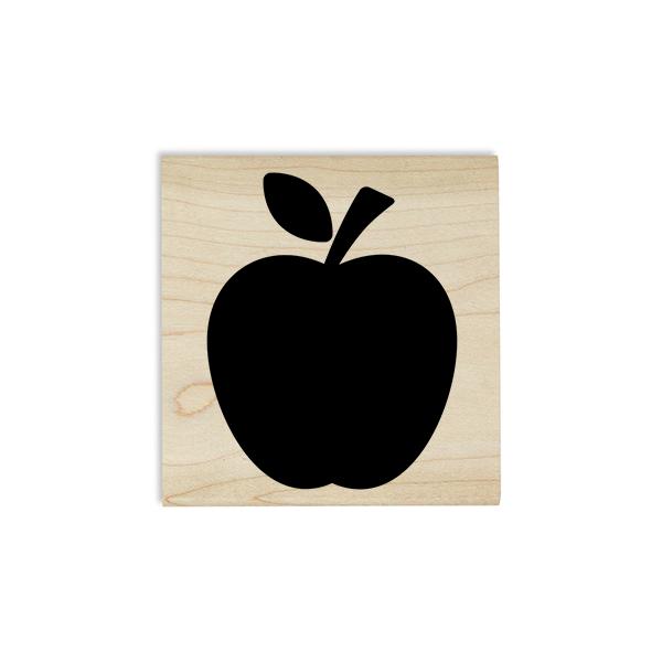 Apple Craft Stamp Body and Design