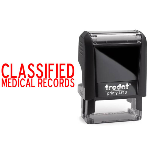 Classified Medical Records Body and Design