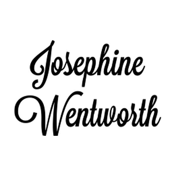 Script 2 Line Clothing Stamp