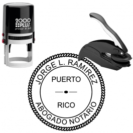 Puerto Rico Notary Seal