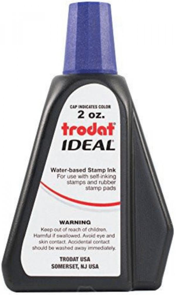 Purple 2oz Refill Ink - Self Inking
