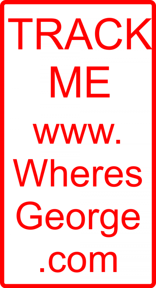Where's George Rubber Stamp