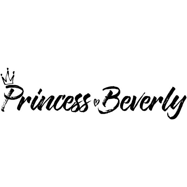 "Custom ""Princess"" Baby Name Craft Stamp"