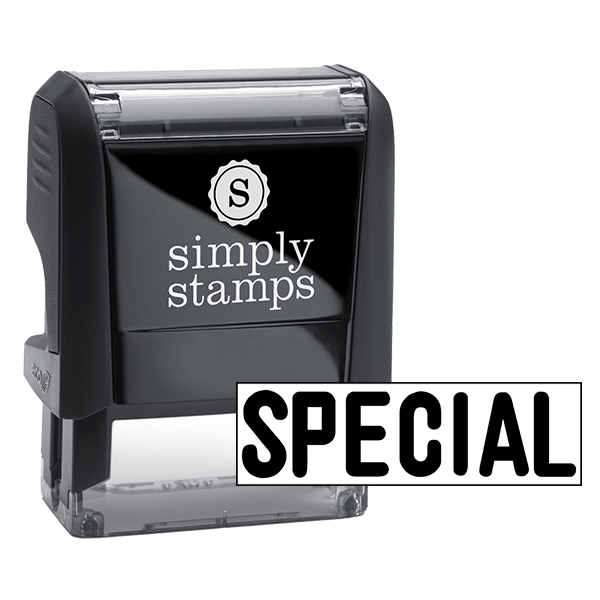 Special Stock Stamp