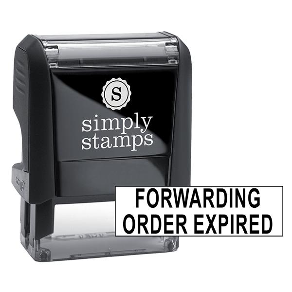 Forwarding Ordering Expired Stock Stamp