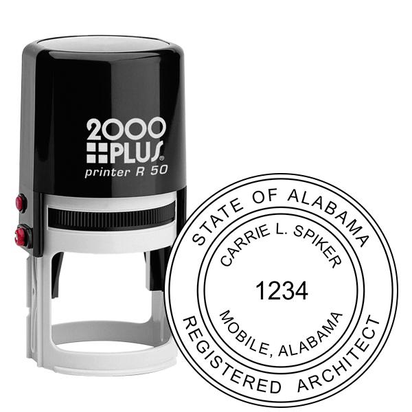 State of Alabama Architect