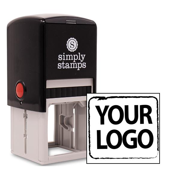 Medium Custom Logo Stamp