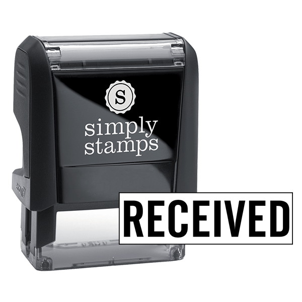 RECEIVED Stock Stamp