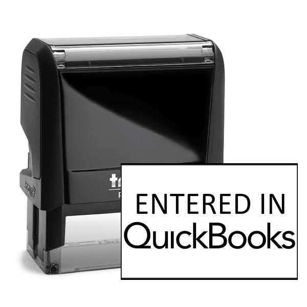 QuickBooks Stamp