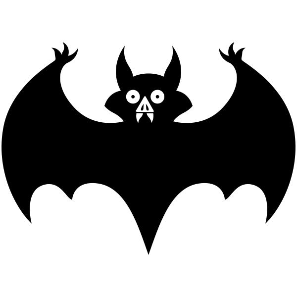 Vampire Bat Craft Stamp