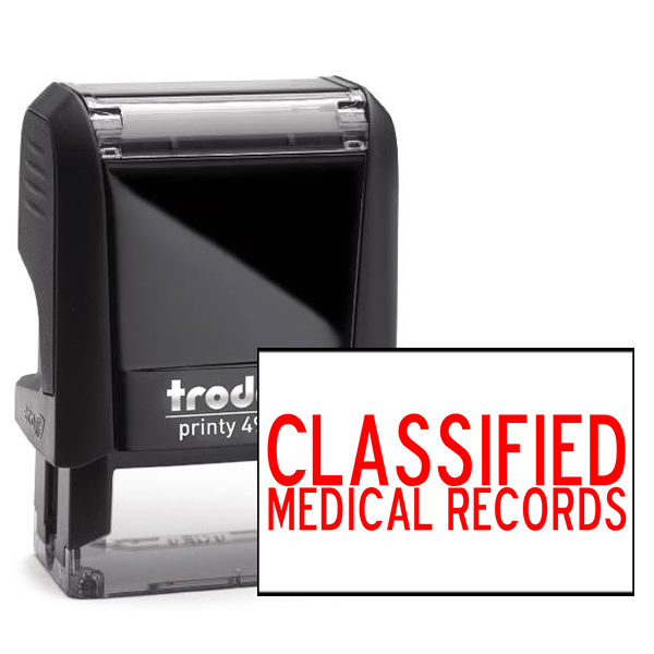 Classified Medical Records