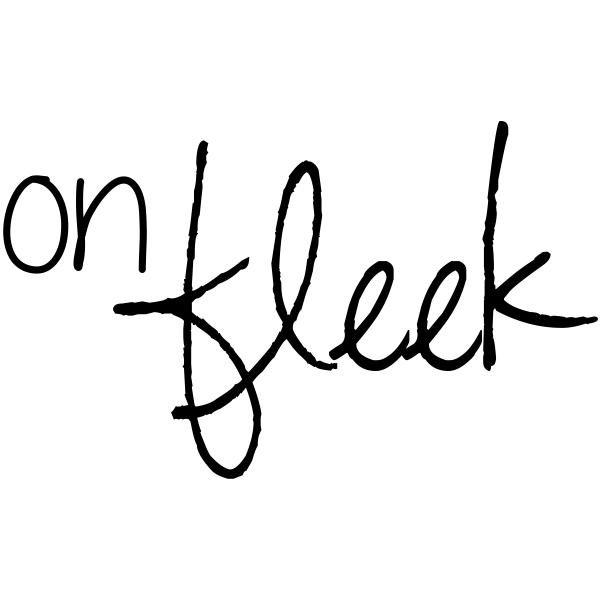 On Fleek Craft Stamp