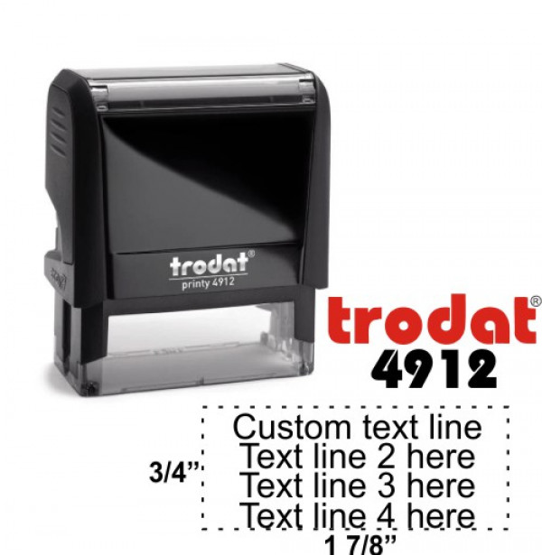 Trodat 4912