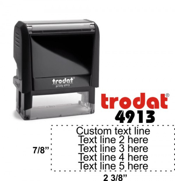 Trodat 4913